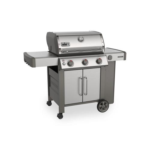 Genesis II S-315 Gas Grill - Stainless Steel LP