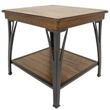 See Details - District End Table