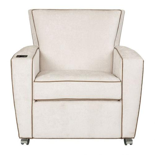 Fairfield - Payton Lounge Chair with Casters, UV-C