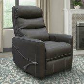 HERCULES - HAZE Manual Swivel Glider Recliner