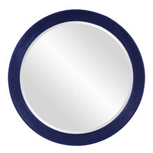 Virginia Mirror - Glossy Navy