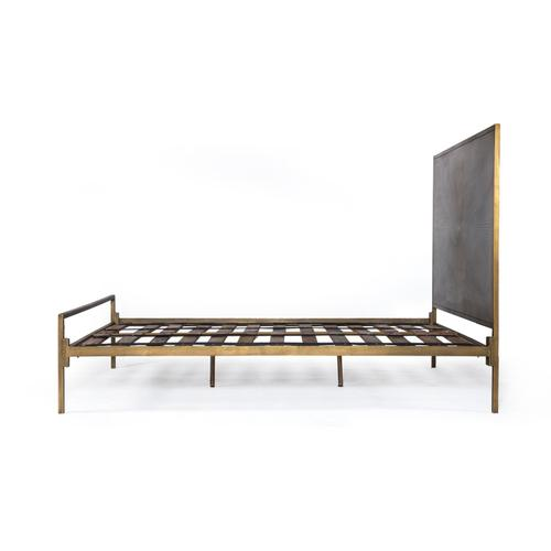 King Size Sunburst Bed