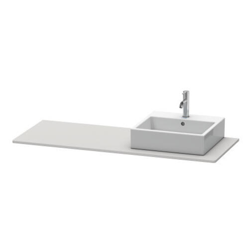 Product Image - Console, Nordic White Satin Matte (lacquer)