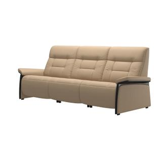 See Details - Stressless® Mary arm wood 3 seater