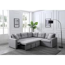 See Details - Clarke Reversible Sectional