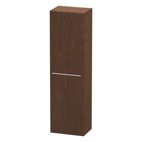 Duravit - Tall Cabinet, American Walnut (real Wood Veneer)