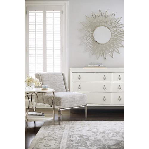 Calista Dresser in Silken Pearl (388)