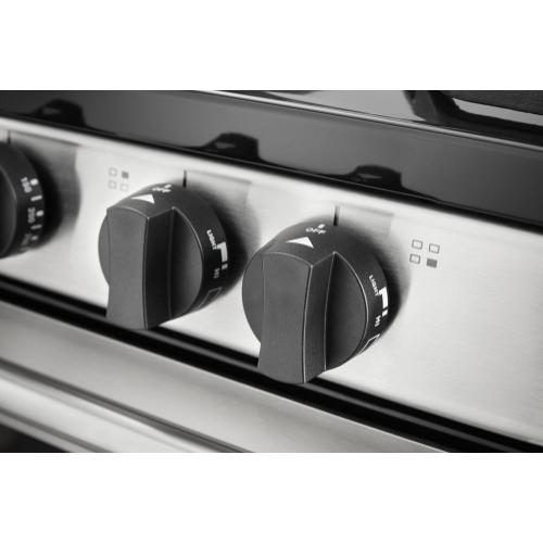 Whirlpool - 24-inch Freestanding Gas Range with Sealed Burners