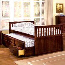 See Details - Montana Captain Twin Bed