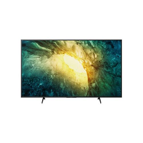 Sony - X750H 4K HDR LED with Smart Android TV (2020) - 65''