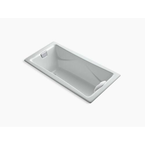 """Ice Grey 72"""" X 36"""" Drop-in Bath With Reversible Drain"""
