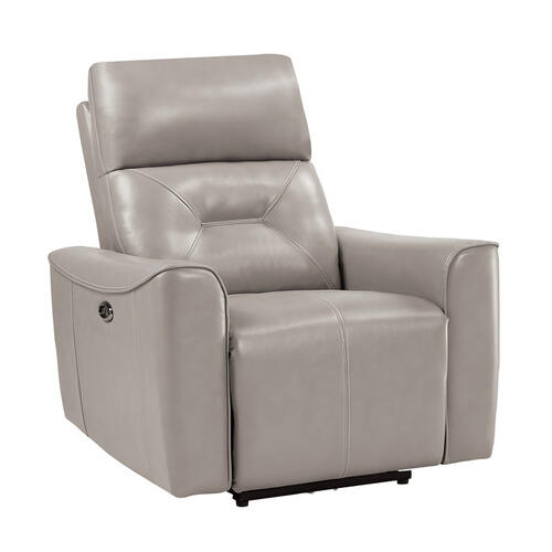 Homelegance - Power Reclining Chair with USB port