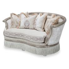 Giselle Loveseat Platinum