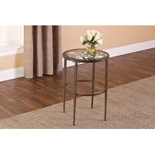 Marsala End Table