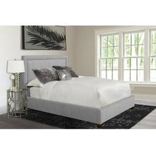 See Details - CODY - MINERAL King Bed 6/6 (Grey)