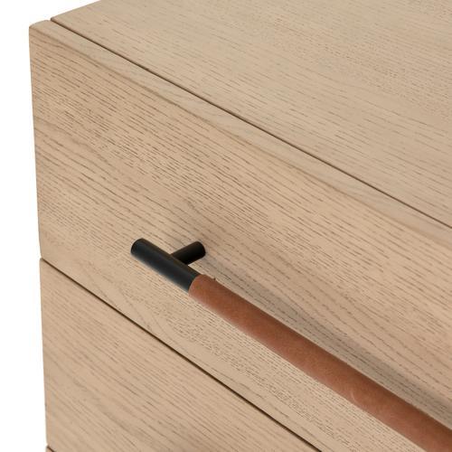 Rosedale 6 Drawer Dresser-yucca Oak