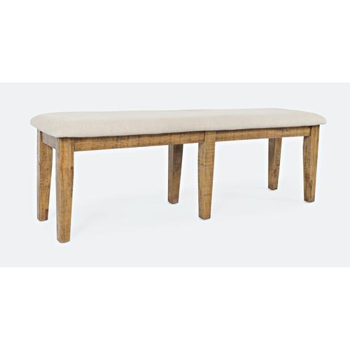 Jofran - Telluride Dining Bench