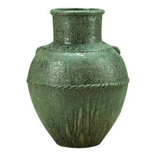 Zelena Terracota Vase