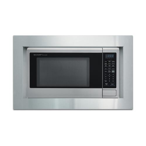 30 in. Built-in Microwave Oven Trim Kit