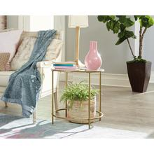 View Product - Round Side Table