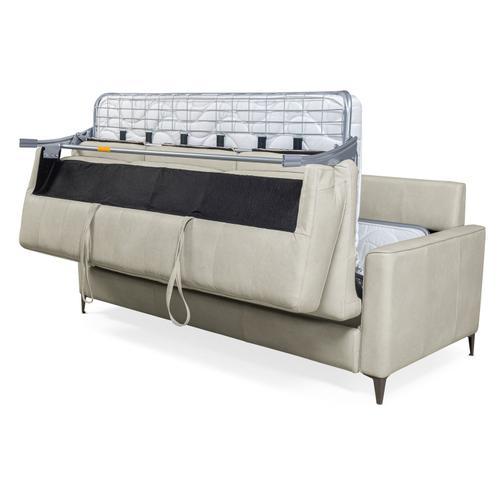 Living Room Gresham Park Leather Sleeper Sofa
