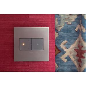 Touch Wi-Fi Ready Remote Dimmer, Magnesium