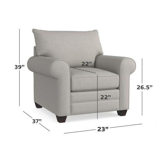 Product Image - Alexander Roll Arm Chair