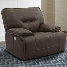 View Product - SPARTACUS - CHOCOLATE Power Recliner