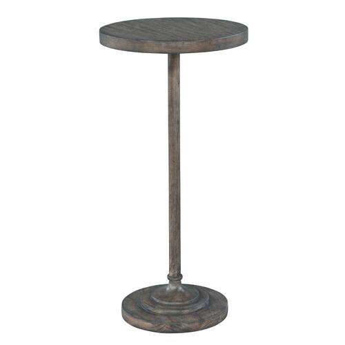 2-3510 Lincoln Park Slim Post Chairside Table