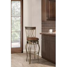 See Details - Montello Swivel Counter Height Stool