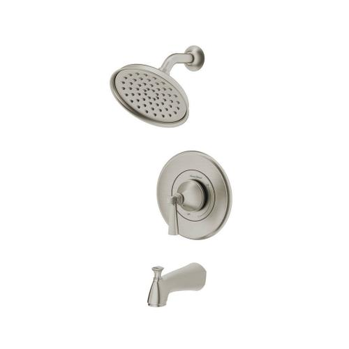 American Standard - Glenmere Tub and Shower Trim Kit with Pressure Balance Valve Cartridge, 1.8 gpm  American Standard -