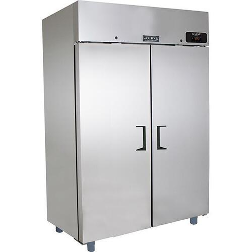 U-Line - 48 Cu Ft Refrigerator With Stainless Solid Finish (115v/60 Hz Volts /60 Hz Hz)