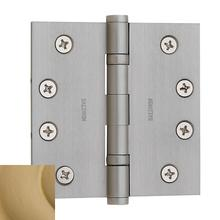 View Product - Vintage Brass Ball Bearing Hinge