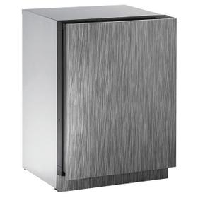 """24"""" Dual-zone Wine Refrigerator With Integrated Solid Finish and Field Reversible Door Swing (115 V/60 Hz Volts /60 Hz Hz)"""