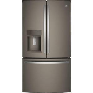 GE ProfileGE PROFILEGE Profile™ Series ENERGY STAR® 22.1 Cu. Ft. Counter-Depth French-Door Refrigerator with Hands-Free AutoFill
