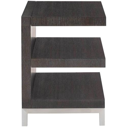 Gallery - Decorage End Table in Cerused Mink (380)