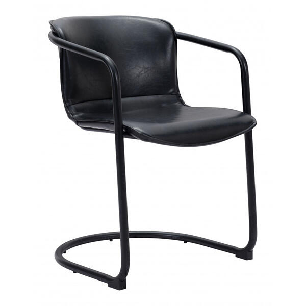 See Details - Paxton Dining Chair Black