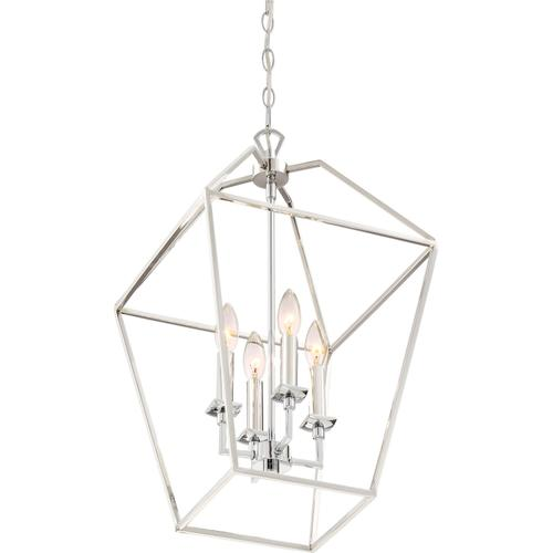 Quoizel - Aviary Pendant in Polished Nickel
