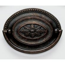 While supplies last! Please choose carefully, as all sales on these items are final. Please read Outlet Terms & Conditions and Privacy Policy . Decorative Drop Pull in VC (Vintage Copper)