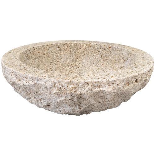 Crestone Chiseled Granite Above Counter Basin