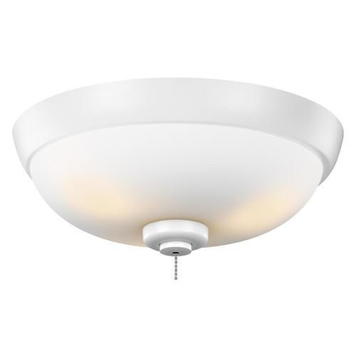 3 - Light Outdoor LED Light Kit - White