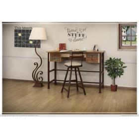 """See Details - 42"""" High Desk w/ 5 Drawer"""