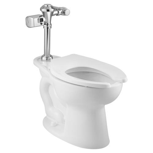 American Standard - Ultima Sensor-Operated Toilet Diaphragm Flush Valve - 1.1 GPF  American Standard - Polished Chrome