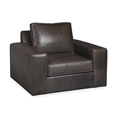 Hancock and Moore - MD01-S MILAN SWIVEL CHAIR