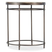 View Product - St. Armand Round End Table