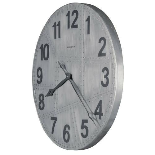 Howard Miller - Howard Miller Aviator Oversized Wall Clock 625629