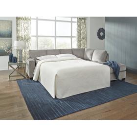 Altari LAF Full Sofa Sleeper Alloy