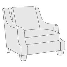 Larson Chair in Mocha (751)