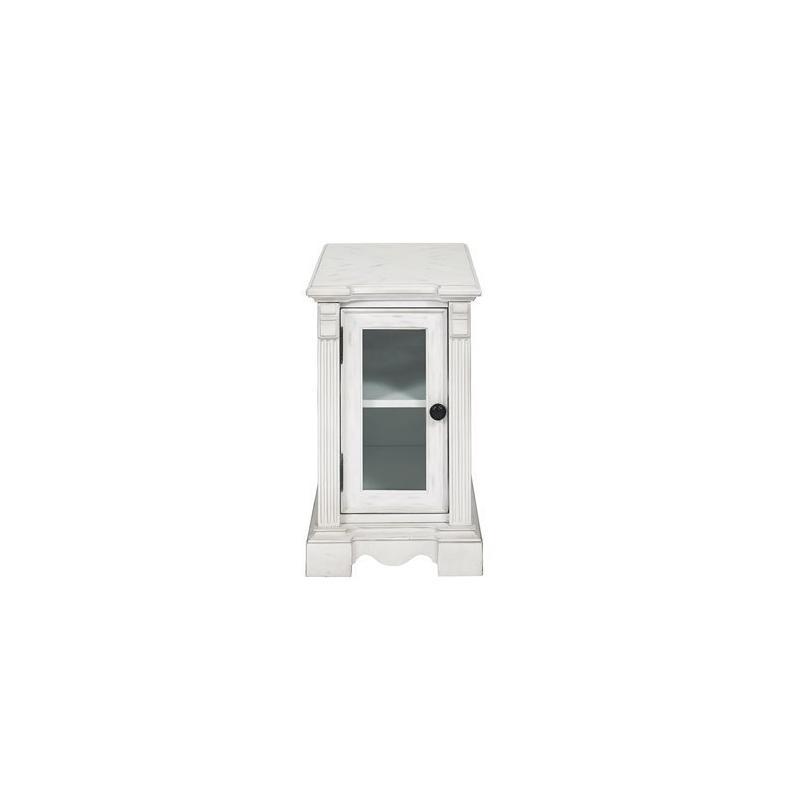 Chairside Cabinet - Chalk Finish