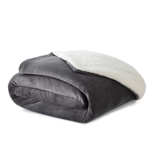 See Details - Sherpa Blanket - Queen
